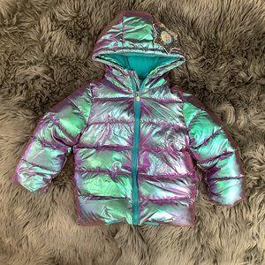 Disney Frozen Girls Winter Jacket: Size 5T